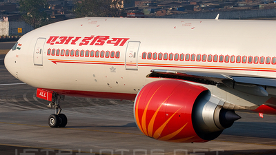 VT-ALL - Boeing 777-337ER - Air India