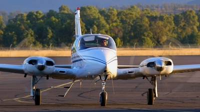 A picture of VHFFA - Cessna 310R - [310R1212] - © JB