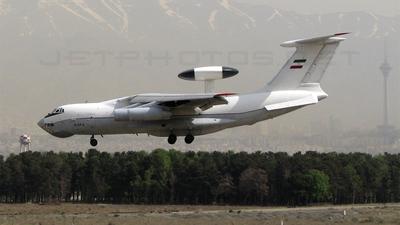 5-8208 - Beriev A-50 Mainstay - Iran - Air Force