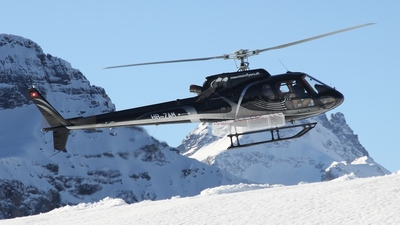 HB-ZAM - Eurocopter AS 350B2 Ecureuil - Mountain Flyers