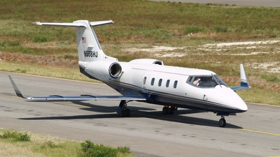 N558HJ - Bombardier Learjet 55 - Private