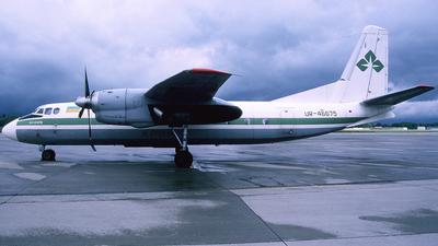 UR-46675 - Antonov An-24RV - Crimea Air