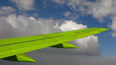VP-BSU - Boeing 737-522 - S7 Airlines