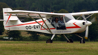 OO-E41 - Aeropro Eurofox - Private