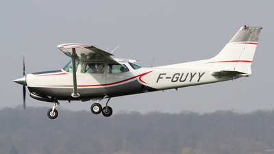 F-GUYY - Cessna 172RG Cutlass RG - Private