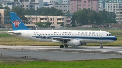 B-2353 - Airbus A320-232 - China Southern Airlines
