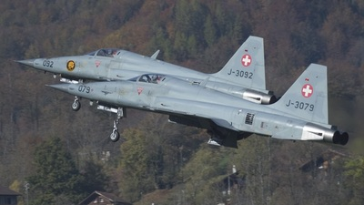J-3079 - Northrop F-5E Tiger II - Switzerland - Air Force