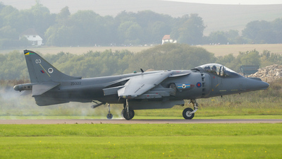 ZD322 - British Aerospace Harrier GR.7 - United Kingdom - Royal Air Force (RAF)