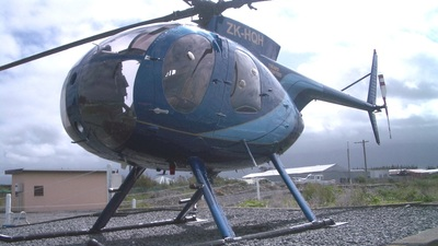 Hughes 369 - Tekapo Helicopters
