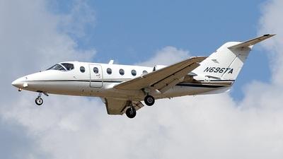 N696TA - Beechcraft 400A Beechjet - Flight Options