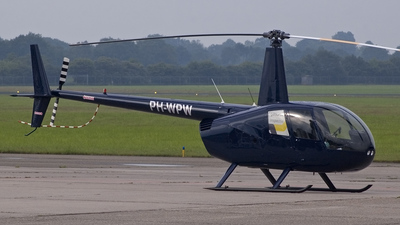PH-WPW - Robinson R44 Raven - Helicon Helicopters
