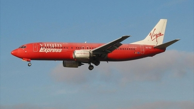 OO-VEF - Boeing 737-430 - Virgin Express