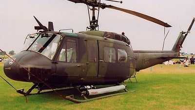 73-45 - Bell UH-1D Iroquois - Germany - Air Force