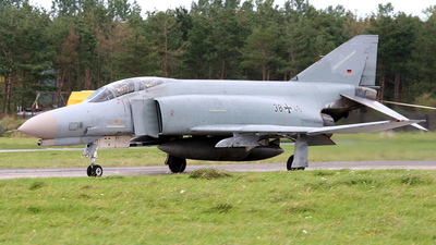 38-46 - McDonnell Douglas F-4F Phantom II - Germany - Air Force