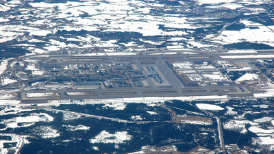 ENGM - Airport - Airport Overview