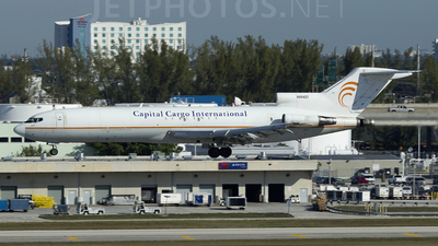 N89427 - Boeing 727-227(Adv)(F) - Capital Cargo International Airlines