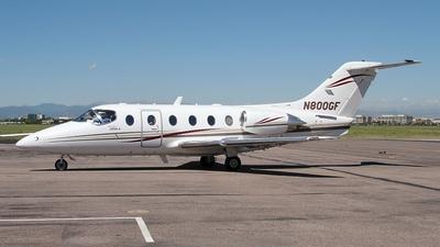 N800GF - Beechcraft 400A Beechjet - Private