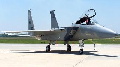 79-0053 - McDonnell Douglas F-15C Eagle - United States - US Air Force (USAF)