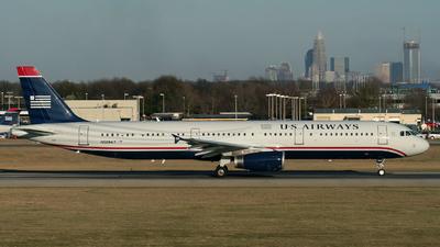 N509AY - Airbus A321-231 - US Airways