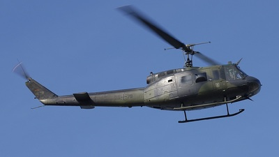 73-79 - Bell UH-1D Huey - Germany - Army