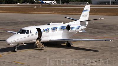 PR-EMS - Cessna 560XL Citation Excel - Private