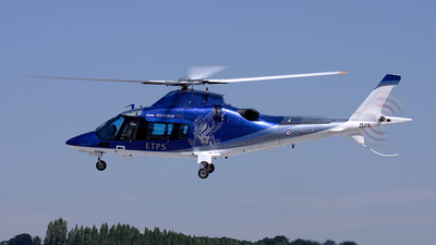 ZE416 - Agusta A109E Power Elite - United Kingdom - Ministry of Defence