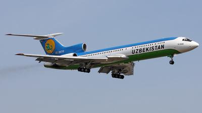 UK-85711 - Tupolev Tu-154M - Uzbekistan Airways
