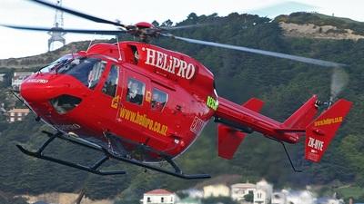 ZK-HYE - Kawasaki BK117 A-3 - Rick Lucas Helicopters