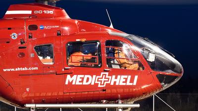 OH-HMI - Eurocopter EC 135P2 - MediHeli