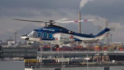 OH-HCQ - Agusta-Westland AW-139 - Copterline