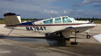 A picture of N4764Y - Beech V35B Bonanza - [D9418] - © Paul Chandler