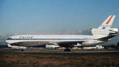 N1809U - McDonnell Douglas DC-10-10 - United Airlines
