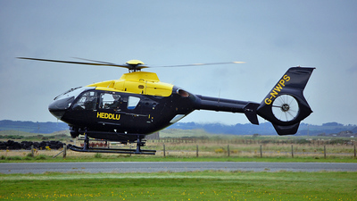 G-NWPS - Eurocopter EC 135T1 - United Kingdom - Police