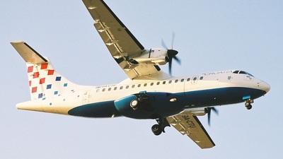 9A-CTU - ATR 42-300 - Croatia Airlines