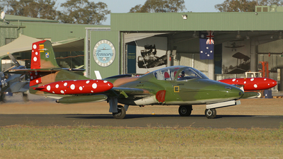 VH-XVA - Cessna A-37 Dragonfly - Temora Aviation Museum