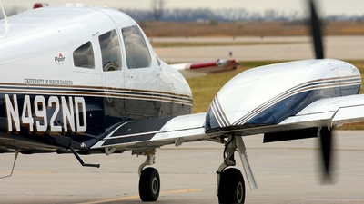 A picture of N492ND - Piper PA44180 Seminole - [4496241] - © RyRob