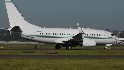 N50TC - Boeing 737-72T(BBJ) - Private