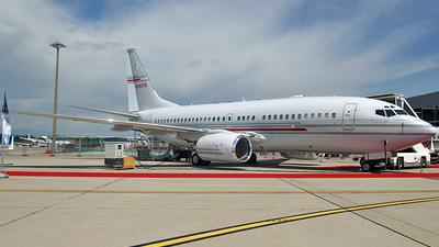 N781TS - Boeing 737-75V(BBJ) - Aero Toy Store