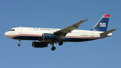 N627AW - Airbus A320-231 - US Airways (America West Airlines)