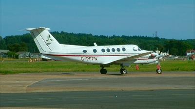 A picture of GPFFN - Beech B200 Super King Air - [BB456] - © Neil C.Martin
