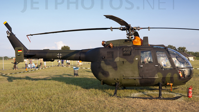 8685 - MBB Bo105M - Germany - Army