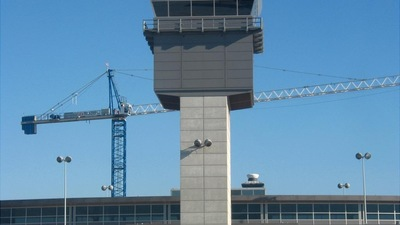 KIAD - Airport - Control Tower