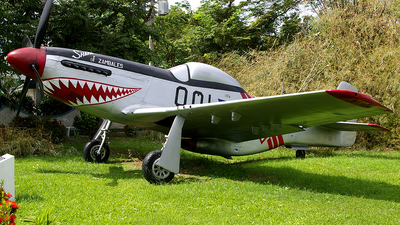 44-74336 - North American P-51D Mustang - Philippines - Air Force