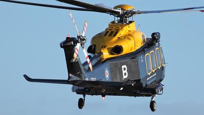 ZR327 - Agusta-Westland AW-139 - United Kingdom - Defence Helicopter Flying School