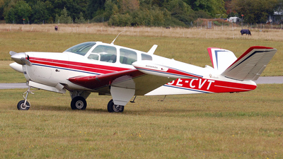 SE-CVT - Beechcraft G35 Bonanza - Private