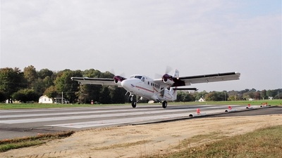 N204EH - De Havilland Canada DHC-6-200 Twin Otter - Private