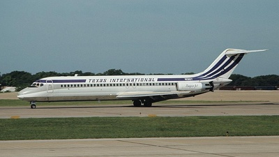 N1310T - McDonnell Douglas DC-9-31 - Texas International Airlines