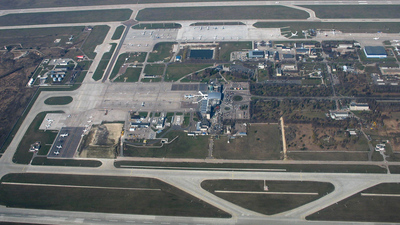 UKBB - Airport - Airport Overview