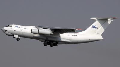 ST-BDN - Ilyushin IL-76TD - Badr Airlines