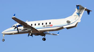 HB-AEM - Beech 1900D - Zimex Aviation